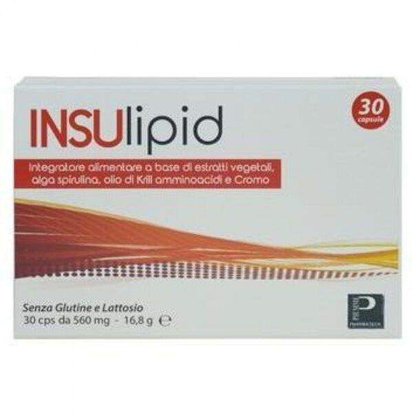INSULIPID - Controllo valori colesterolo e trigliceridi