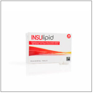 Insulipid controllo livelli colesterolo e trigliceridi
