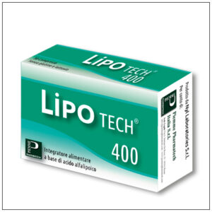 Lipotech 400 - Farma Punto Store