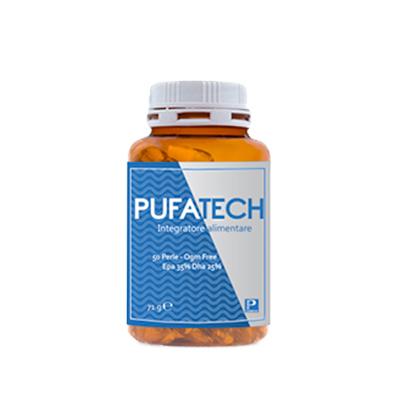 Pufatech 50 prl abbassamento colesterolo e trigliceridi nel sangue