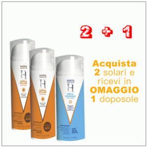 Crema sole anti age