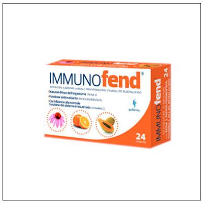 Immunofend integratore sistema immunitario