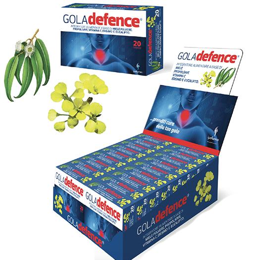 gola defence 2