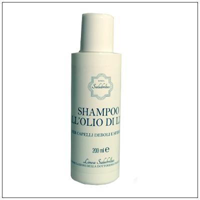 Shampoo Olio di Lino