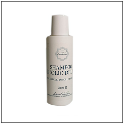 Shampoo Olio di Lino 200ml