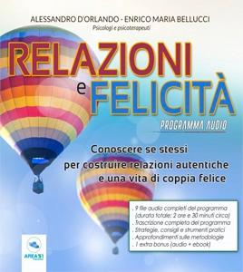 Relazioni e felicità - Alessandro D'Orlando