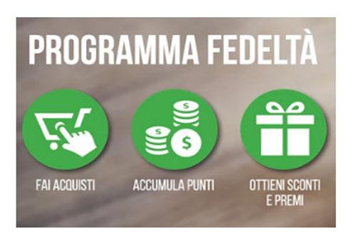 Programma fedeltà Farma Punto Store