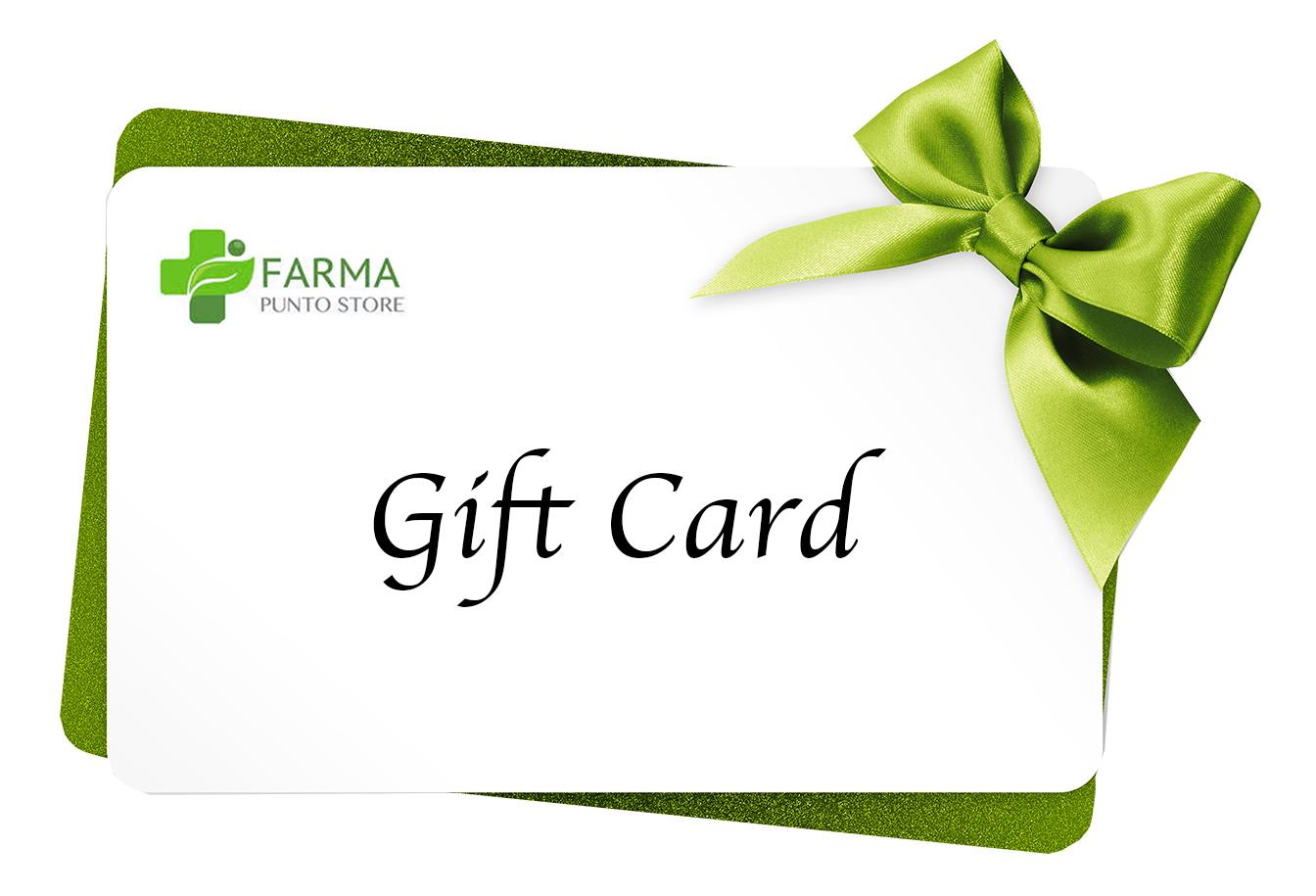 GIFT CARD FARMA PUNTO STORE